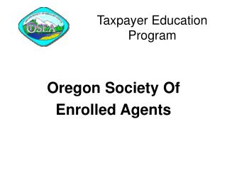 Taxpayer Education Program