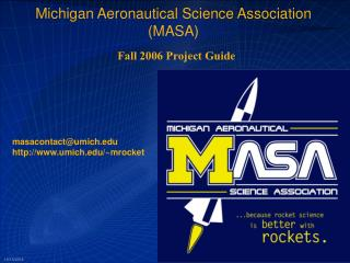 Michigan Aeronautical Science Association (MASA)