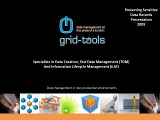 Protecting Sensitive Data Records Presentation  2009