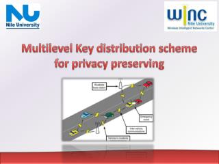 Multilevel Key  distribution  scheme  for privacy preserving