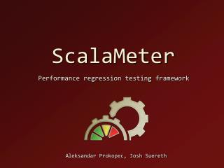 ScalaMeter