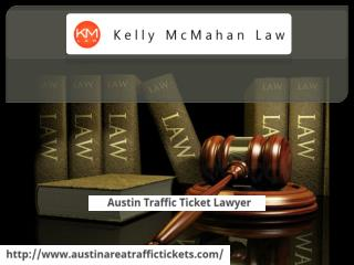 Lawyers for Suspended License Austin