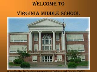Welcome to Virginia Middle School