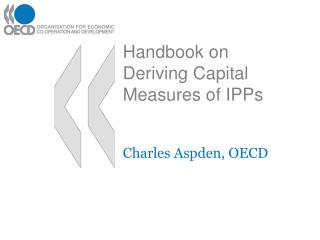 Handbook on Deriving Capital Measures of IPPs