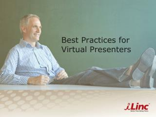 Best Practices for Virtual Presenters