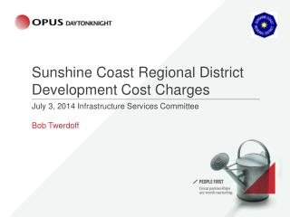 Sunshine Coast Regional District Development Cost Charges