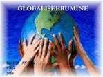 GLOBALISEERUMINE