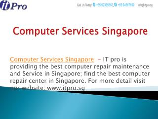 Perfect Data Recovery Services in Singapore