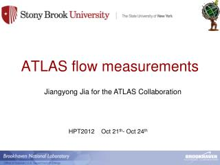 ATLAS flow measurements