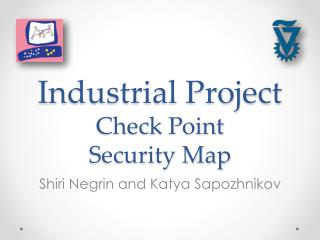 Industrial Project Check Point Security Map