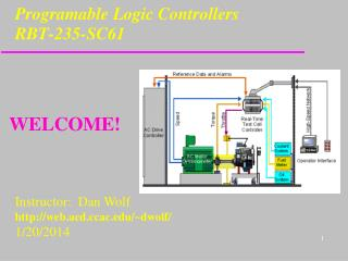 Programable Logic Controllers RBT-235-SC61