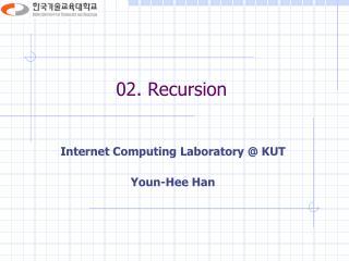 02. Recursion