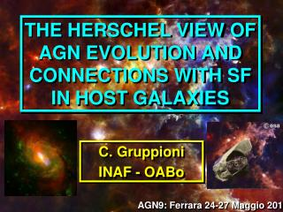THE HERSCHEL VIEW OF AGN EVOLUTION AND CONNECTIONS WITH SF IN HOST GALAXIES