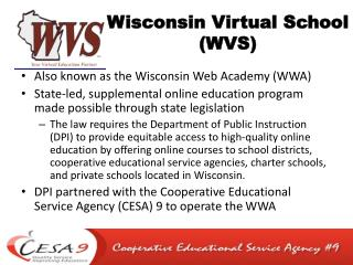 Wisconsin Virtual School (WVS)