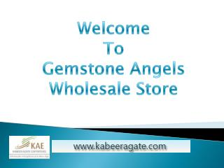 Latest Collection of Gemstone Angels