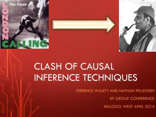 Clash of Causal Inference Techniques