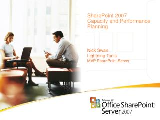SharePoint 2007 Capacity and Performance Planning