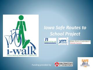Iowa Safe Routes to School Project