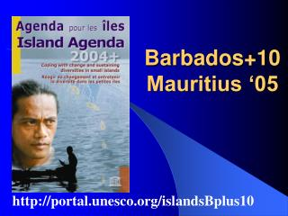 Barbados+10 Mauritius '05