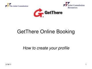 GetThere Online Booking
