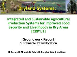 Dryland Systems: