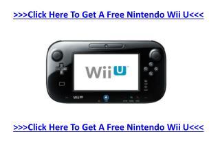 Nintendo Wii U's Brand new Miiverse System - Get The Latest