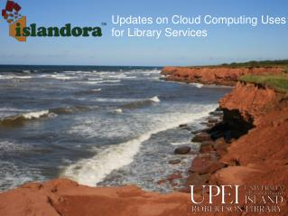 Updates on Cloud Computing Uses for Library Services