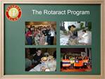 The Rotaract Program