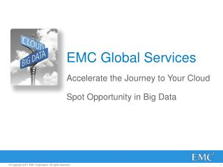 EMC Global Services
