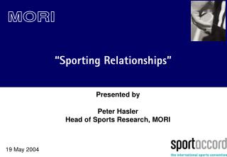 """Sporting Relationships"""