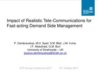 TELE  COMMUNICATIONS
