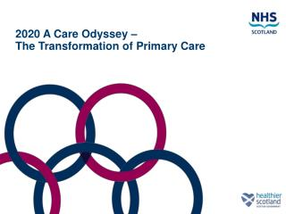 2020 A Care Odyssey –  The Transformation of Primary Care
