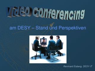 am DESY – Stand und Perspektiven