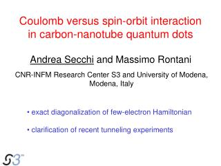 Coulomb versus spin-orbit interaction in carbon-nanotube quantum dots