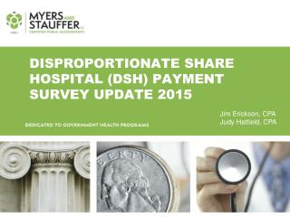Disproportionate share hospital (DSH) Payment survey Update 2015
