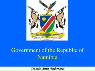 Government of the Republic of Namibia
