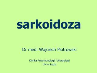 sarkoidoza