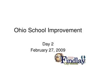 Ohio School Improvement