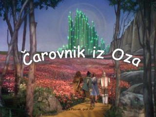 Čarovnik iz Oza