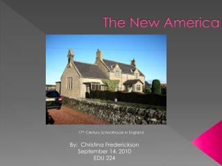 The New America