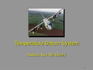 Temperature Datum System
