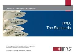 IFRS The Standards