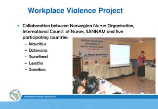 Workplace Violence Project