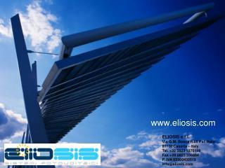 eliosis