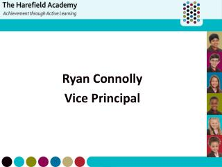 Ryan Connolly Vice Principal