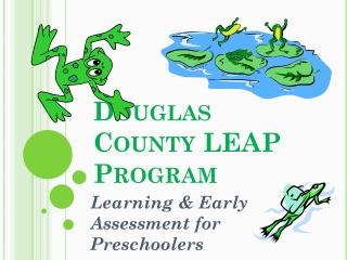 Douglas County LEAP Program
