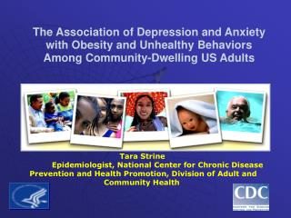 The Association of Depression and Anxiety with Obesity and Unhealthy Behaviors Among Community-Dwelling US Adults