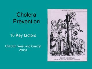Cholera Prevention