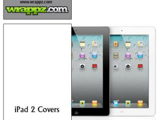 Give Stylish Look to Your iPad with iPad 2 Cover