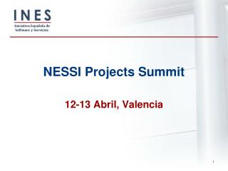 NESSI Projects Summit